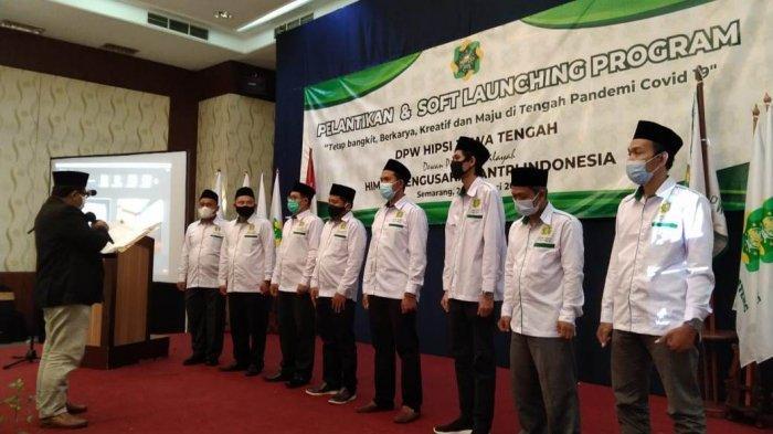 Menag Berharap HIPSI Jateng Berkolaborasi dengan Pesantren Kembangkan Ekonomi Keumatan