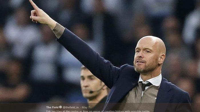 Profil Erik Ten Hag, Pelatih Ajax Diusulkan Guardiola ke Laporta untuk Gantikan Koeman di Barcelona
