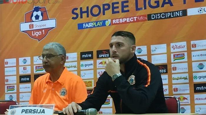 Hasil Liga 1 : 4-0 Persija Jakarta Vs Madura United, Edson Tavares Belum Raih 1 Target