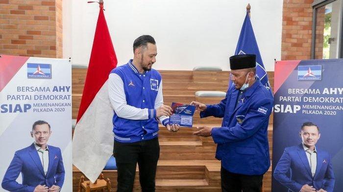 Alasan Mantan Pelatih Tim Nasional Sepak Bola Indonesia Rahmad Darmawan Gabung Partai Demokrat