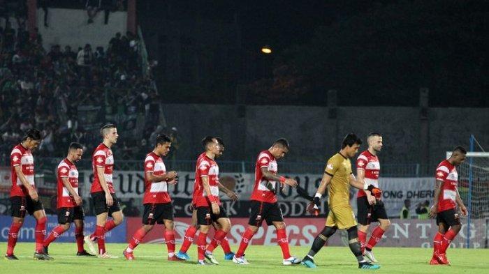 Hasil Babak I Persik Kediri Vs Madura United di Piala Gubernur Jatim, Tonton Live Streaming MNC TV