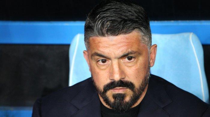 Ibarat Peperangan, Jelang Barcelona Vs Napoli, Pasukan Gattuso Dibekali Baju Besi Hingga Helm