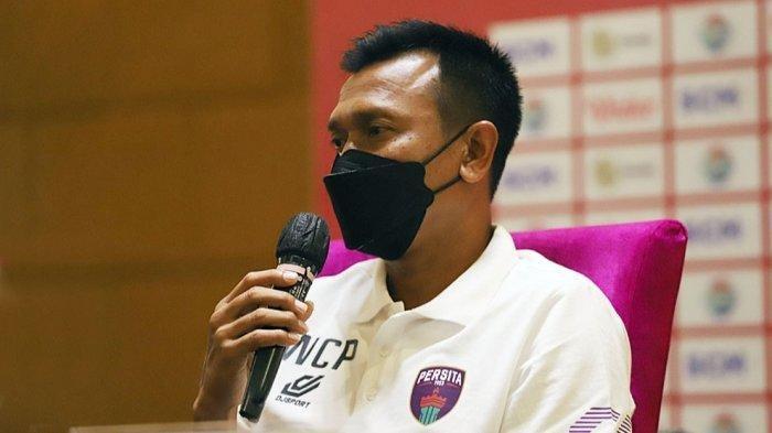 Pelatih Persita Tangerang Widodo C Putro Mengaku Sudah Analisis Permainan Persija via Video
