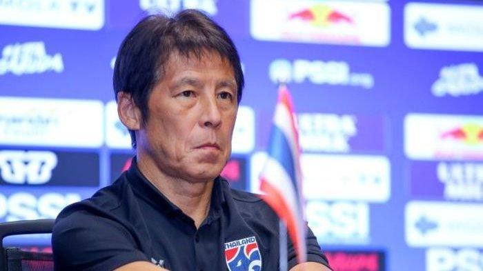 Pelatih Timnas Thailand Akhirnya Dipecat, Salah Satu Penyebabnya Imbang Lawan Indonesia