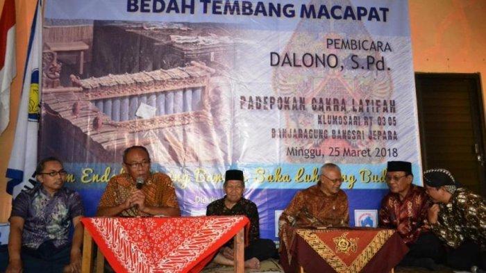 Prihatin, Ternyata Belum Pernah Ada Pelatihan Tembang Macapat untuk Guru Bahasa Jawa