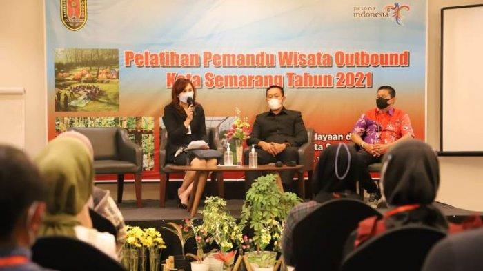 Tren Pasar Wisatawan Berubah di Tengah Pandemi, Disbudpar Semarang Latih Pemandu Wisata Beradaptasi