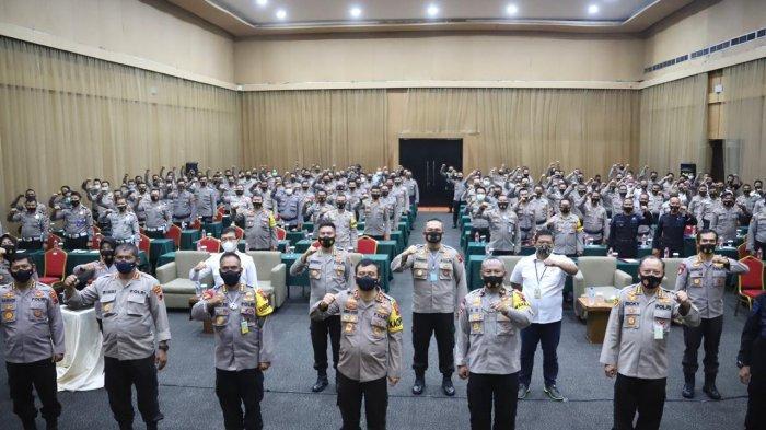 Kapolda Jateng: Pasukan yang Terlatih Siap Mengemban Tugas Apapun Bentuknya
