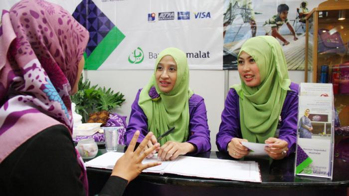Kala Bank Syariah Berebut Nasabah Baru via Mobile Banking