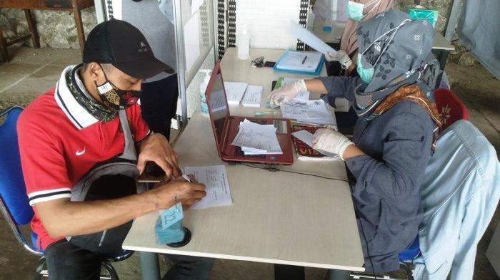 PT KAI Daop 4 Buka Layanan Rapid Test Antigen di Stasiun Cepu