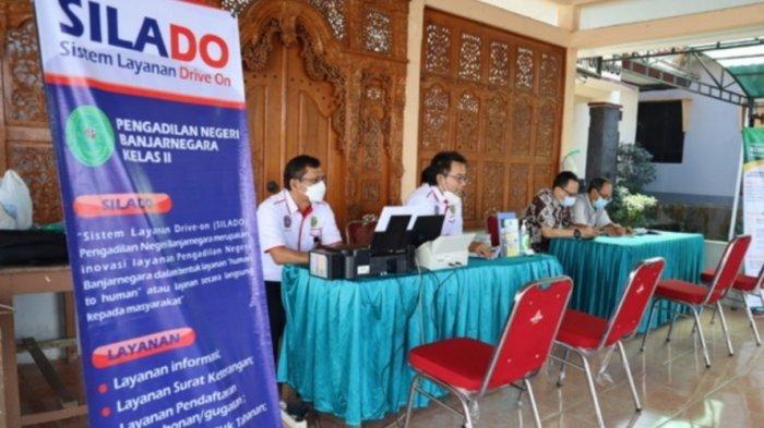 Pengadilan Negeri Banjarnegara Buka Layanan di Kecamatan