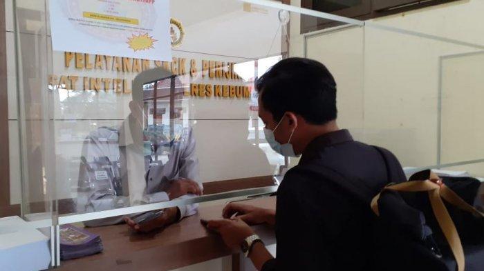 Enaknya Perpanjangan SKCK di Kebumen, Cukup Kirim Foto via WA