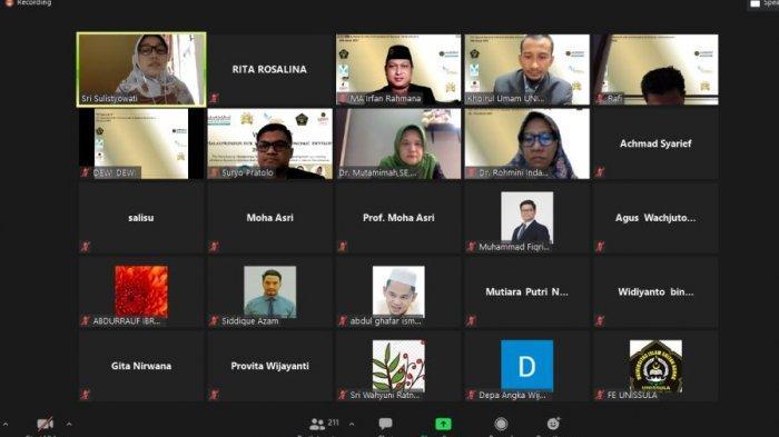 Perkuat Internasionalisasi, 59 Mahasiswa Unissula Belajar ke Malaysia