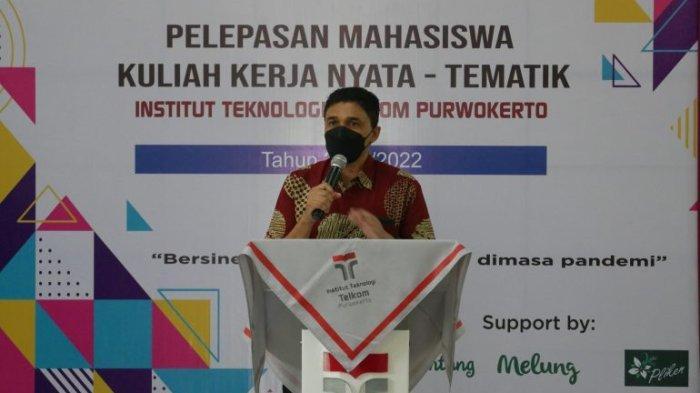 ITTP Purwokerto Lepas Mahasiswa KKN Tematik untuk 3 Mitra Desa
