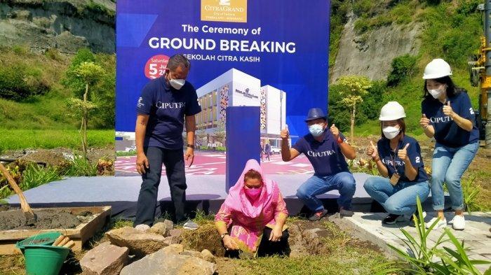 Habiskan Dana Rp 40 Miliar, Sekolah Citra Kasih Bakal Buka di Semarang Mulai Tahun Depan