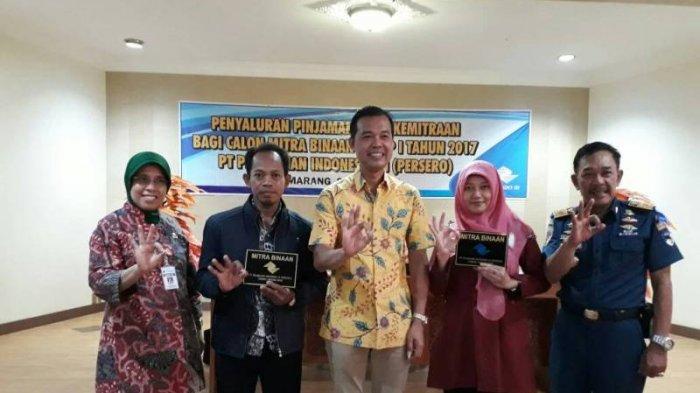 Pelindo III Tanjung Emas Semarang Beri Pinjaman Modal Rp 1,9 Miliar ke Pelaku UMKM
