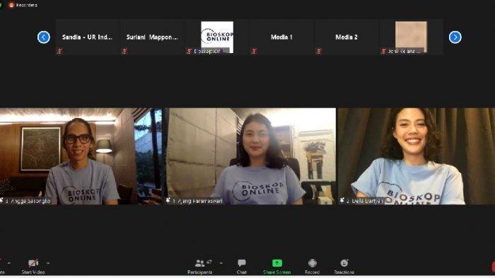 Hadir Dalam Genggaman, Aplikasi Bioskop Online Makin Memudahkan Para Penonton