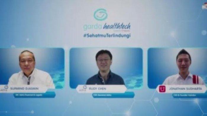 Asuransi Astra Luncurkan Garda Healthtech, Hasil Kolaborasi dengan Halodoc