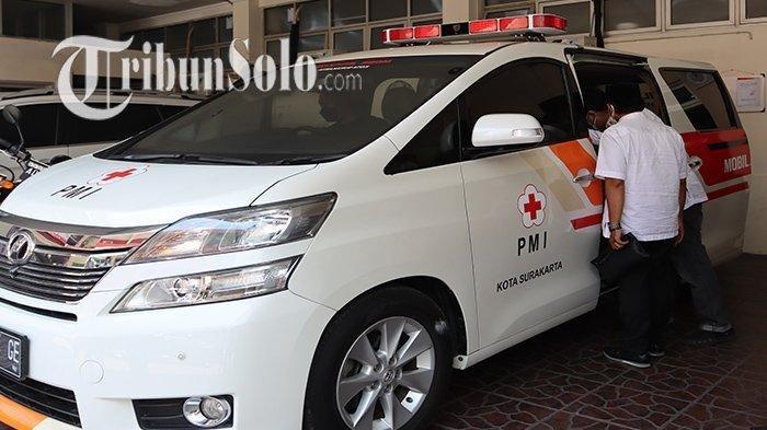 Toyota Alphard Digunakan Sebagai Mobil Jenazah di PMI Solo, Tidak Diambil dari APBD