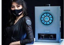 Tangkapan layar. Peluncuran Modena Indonesia