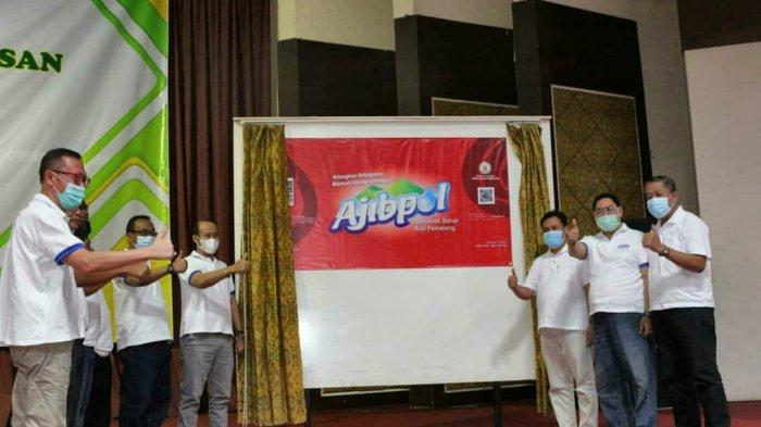 Pemkab Pemalang Punya Produk Air Minum Kemasan Ajibpol, Bupati: Momentum Bangun Industri