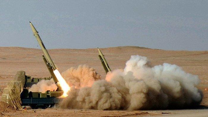 Lagi, 10 Roket Hantam Pangkalan AS di Irak