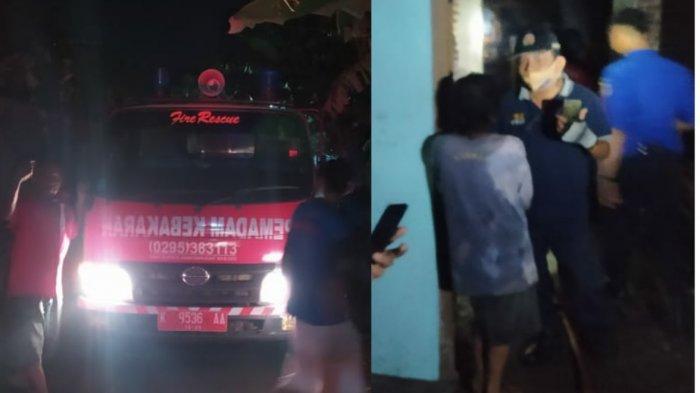 Kebakaran Rumah di Plangitan Pati, Pelaku Pembakar Orang Dengan Gangguan Jiwa