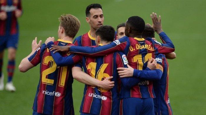Jadwal Bola, Klasemen, Top Skor dan Link Live Streaming La Liga Spanyol, Valencia Vs Barcelona