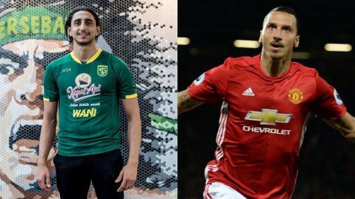 Pemain Baru Persebaya Surabaya dari Swedia Disebut Ganteng Mirip Zlatan Ibrahimovic, Adiknya Ibra?