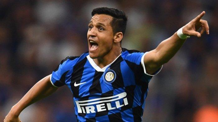 Skenario Transfer Inter Milan di Serie A Liga Italia, Jual Sanchez, Vidal, Incar Bomber Real Madrid