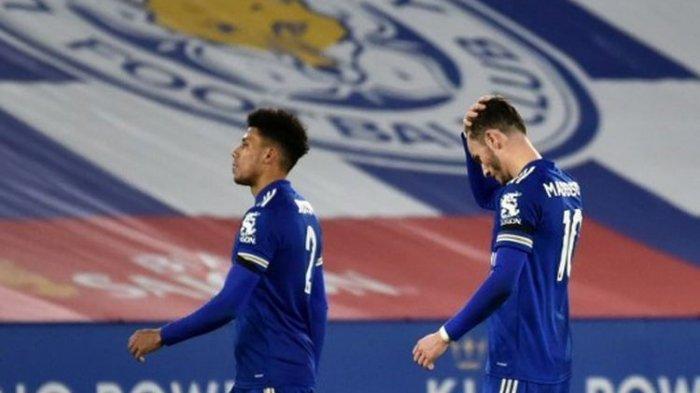 Jadwal Bola, Klasemen, Top Skor, Link Live Streaming Liga Inggris Chelsea Vs Leicester City