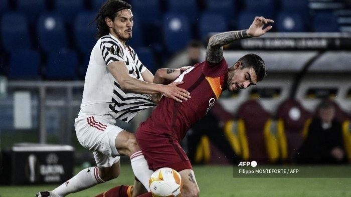 AS Roma Menang Tapi Kalah, Drama Lima Gol Lawan Manchester United Tak Mampu Bawa Come Back