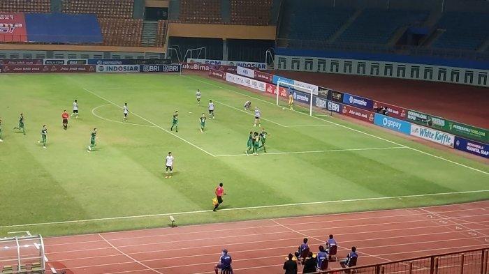 Hasil Liga 1 2021 Persebaya Surabaya vs Tira Persikabo, Bajul Ijo Menang Diakui Berkat Pemain Asing
