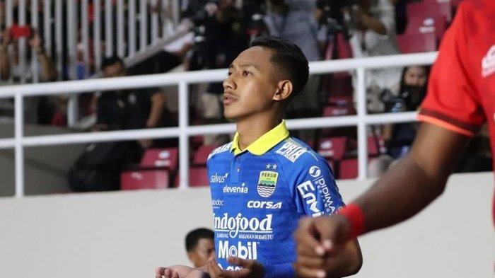 Persib Bandung Beri Dukungan Penuh untuk Kesembuhan Beckham Putra
