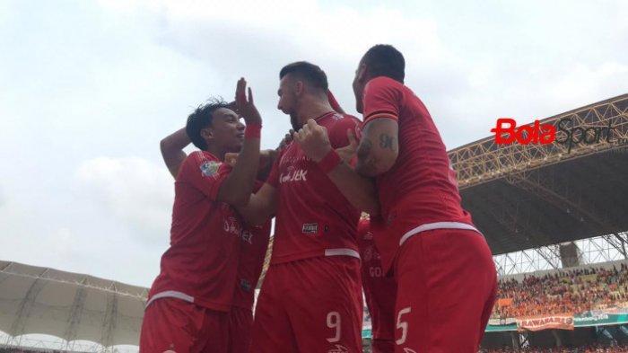 Live StreamingBali United Vs Persija Jakarta di Liga 1 2018 dariVidio.com