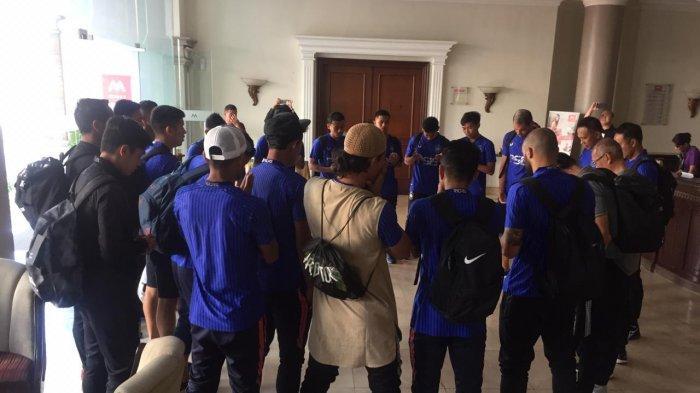 Line Up PSM Makassar Vs PSIS Semarang, Jonathan Cantillana Starter