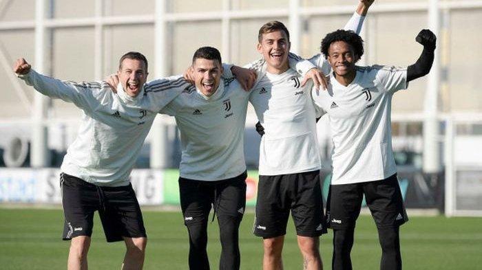 Tiga Pemain Juventus Ini Diistimewakan, Kontrak Diperpanjang Meski Usia Berkepala Tiga