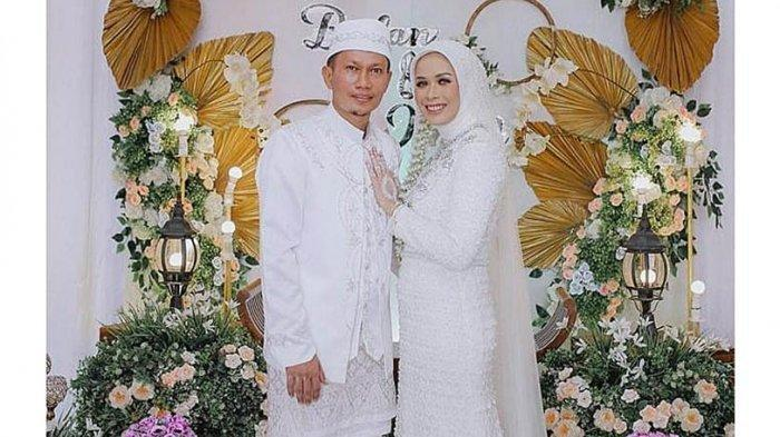 Inilah Sosok Nurul Fazira Istri Baru Ismed Sofyan Persija Jakarta
