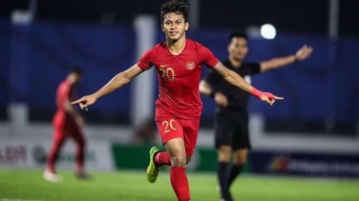 Hasil Akhir Skor 3-1 Timnas U23 Indonesia Vs Bali United, Osvaldo Haay Cetak 1 Gol dan 1 Asis