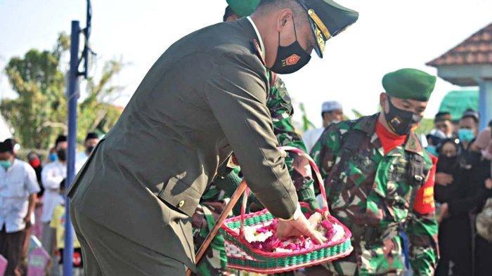 Lettu Inf Gunawan Grup 3 Kopassus Meninggal saat Bertugas di Papua, Jenazah Dimakamkan di Demak