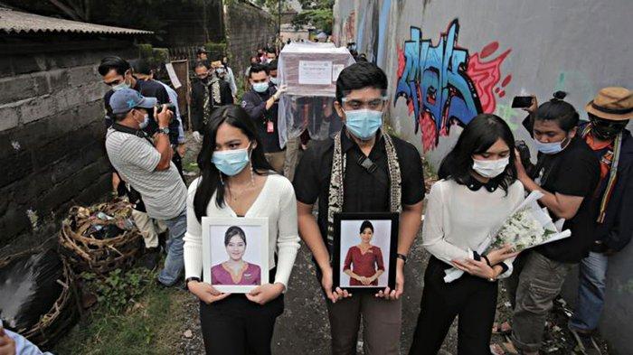 Riwayat Hidup Mia Trestyani Wadu Pramugari Sriwijaya Air di Mata Teman Seprofesi