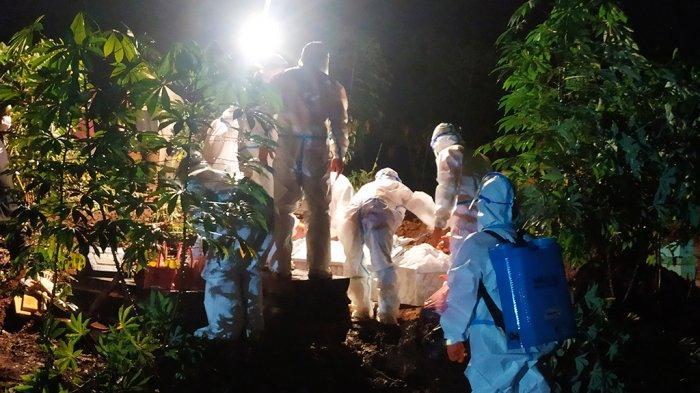 BPBD Karanganyar Gunakan Kontribusi Relawan Pemakaman Pasien Corona