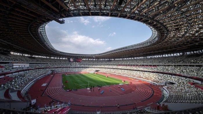 Disiarkan TVRI, Berikut Jadwal Pembukaan Olimpiade Tokyo, 2 Atlet Ini Jadi Pembawa Bendera Indonesia