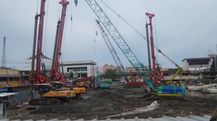 Dinas Perdagangan Selesaikan Pembangunan Pasar Kanjengan Kota Semarang Pakai Dana Kontraktor