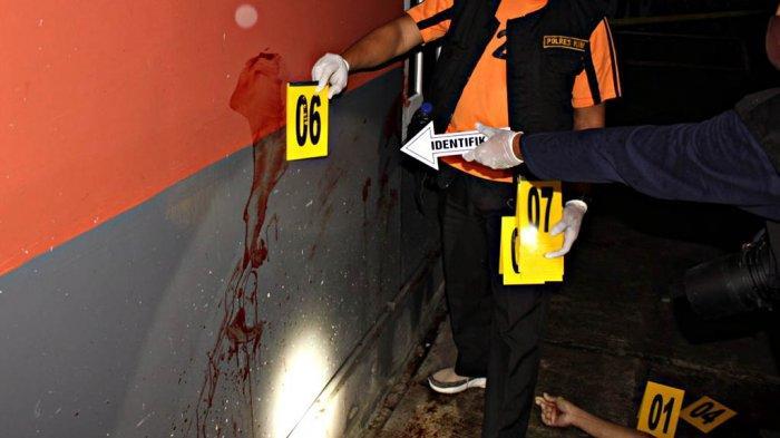 Polres Kebumen Berburu Pembacok Perut Almarhum RD Warga Ambal