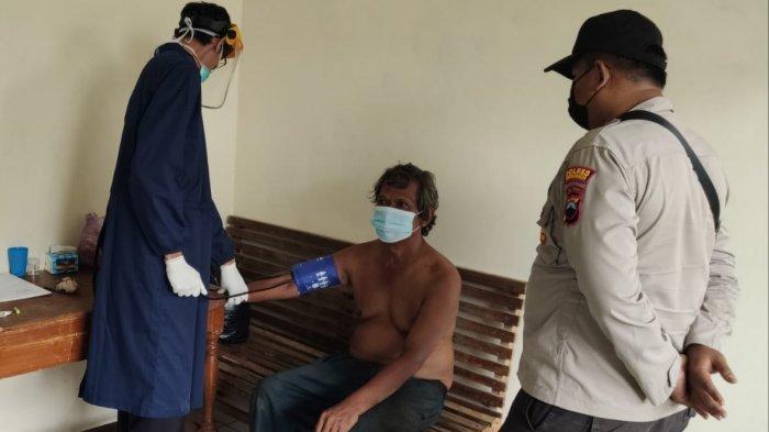 SU Akui Dengar Bisikan Tuhan Suruh Bunuh Tetangga di Kebumen, Sering Nyebut Nama Rhoma Irama