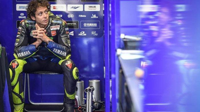 Hasil MotoGP Austria 2020, Andrea Dovizioso Juara, Valentino Rossi Gemetaran Selamat dari Kecelakaan