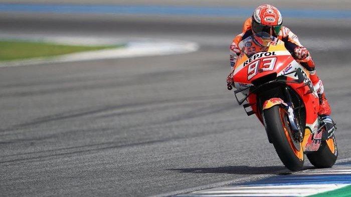 Jelang MotoGP Americas, Marquez Curhat Soal Kondisi Mental yang Rusak Performanya