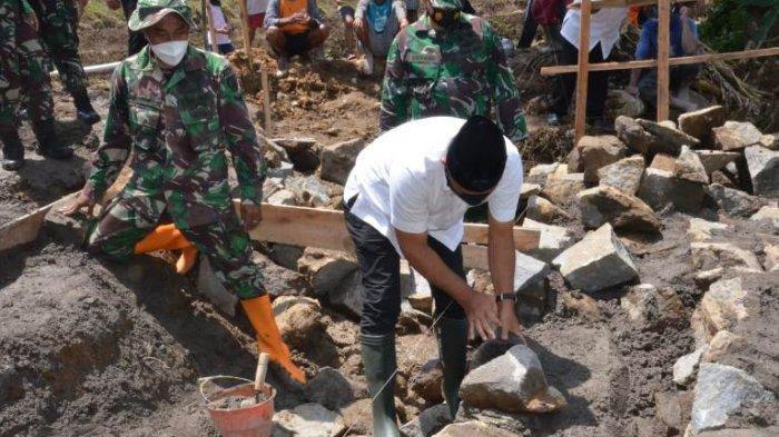 Lokasi TMMD Sengkuyung Tahap III di Karanganyar Akan Dijadikan Pionir Desa Tuntas Vaksin