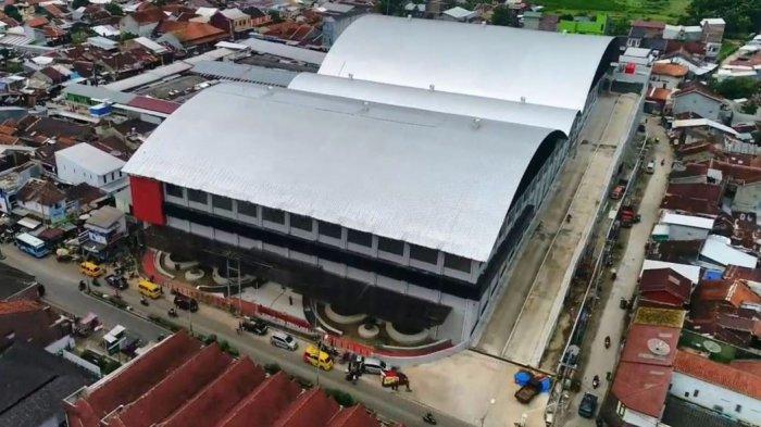 Track Record Pembanguan Pasar Randudongkal Pemalang, Sempat Mangkrak dan Habiskan Puluhan Miliar