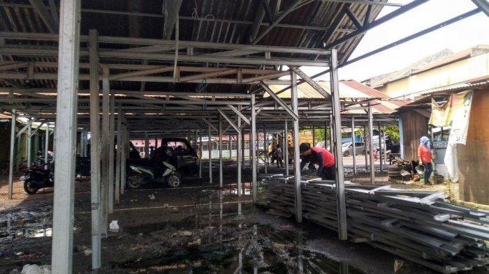 Disdag Kendal Targetkan Pembangunan Relokasi Pasar Darurat Weleri Tahap Awal Selesai Februari